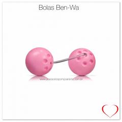 Bolas de Ben Wa composta por 2 Bolas