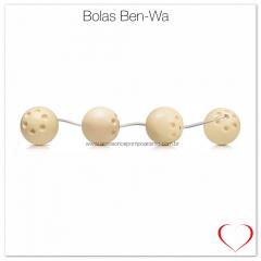 Bola Ben Wa composta por 4 Bolas