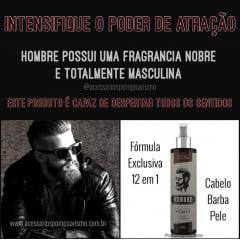 Spray Hombre 12 em 1 com Perfume que atrai as Mulheres