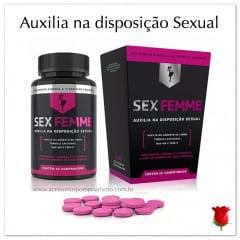 Sex Femme para aumento do desejo feminino